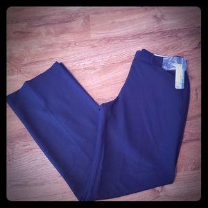 Navy pants 10 Long